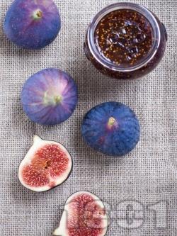 Сладко от смокини - снимка на рецептата